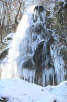 Eiszeit - Uracher Wasserfall
