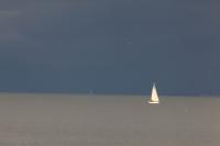 Unwetter naht - Bodensee