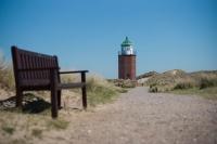 Sylt Leuchtturm Rotes Kliff